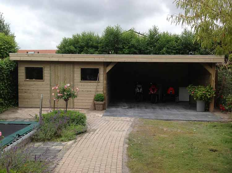 Tuinhuis en Schuur op maat - HeijboerTuinhout